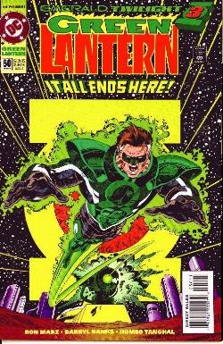 Hal Jordan as Parallax.