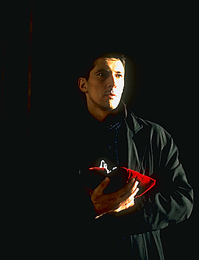Methos with the Methuselah Crystal.